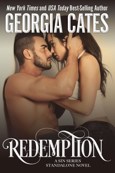Cover Reveal: Redemption (The Sin Trilogy #6) by Georgia Cates