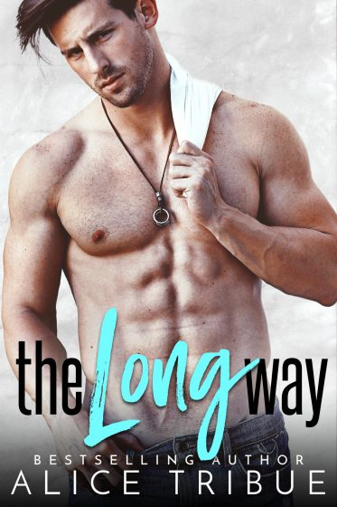Cover Reveal: The Long Way by Alice Tribue