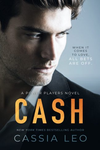 Cover Reveal: Cash by Cassia Leo