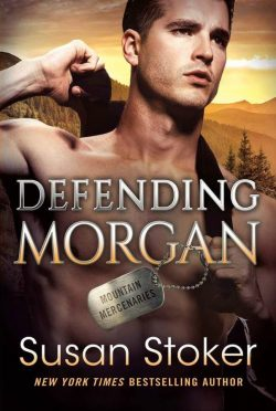 Cover Reveal: Defending Morgan (Mountain Mercenaries #3) by Susan Stoker