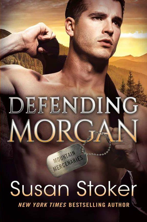 Cover Reveal: Defending Morgan (Mountain Mercenaries #3) by Susan Stoker