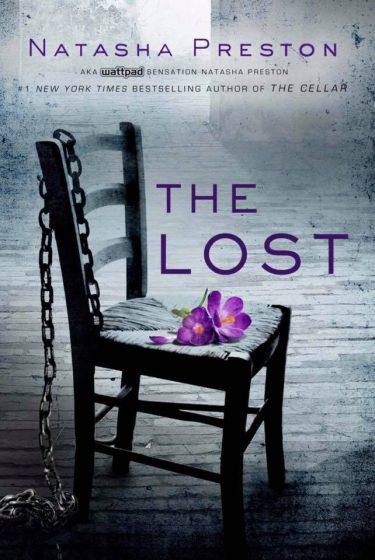 Cover Reveal: The Lost by Natasha Preston