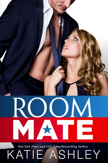 Cover Reveal: Room Mate by Katie Ashley