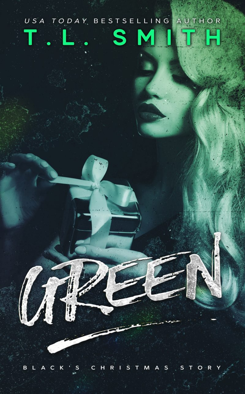 Cover Reveal: Green (Black #4) by TL Smith