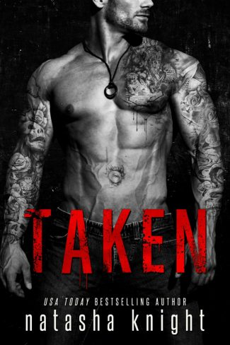 Cover Reveal: Taken (Dark Legacy Duet #1) by Natasha Knight