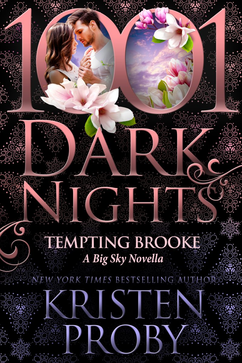 Release Day Blitz: Tempting Brooke (Big Sky #2.5) by Kristen Proby