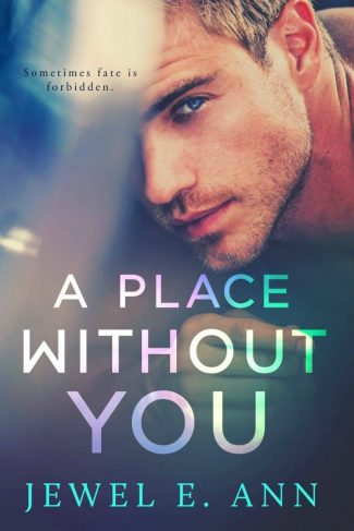 Cover Reveal: A Place Without You by Jewel E Ann