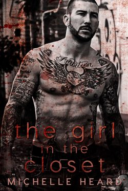 Cover Reveal: The Girl In The Closet (Southern Heroes #2) by Michelle Heard