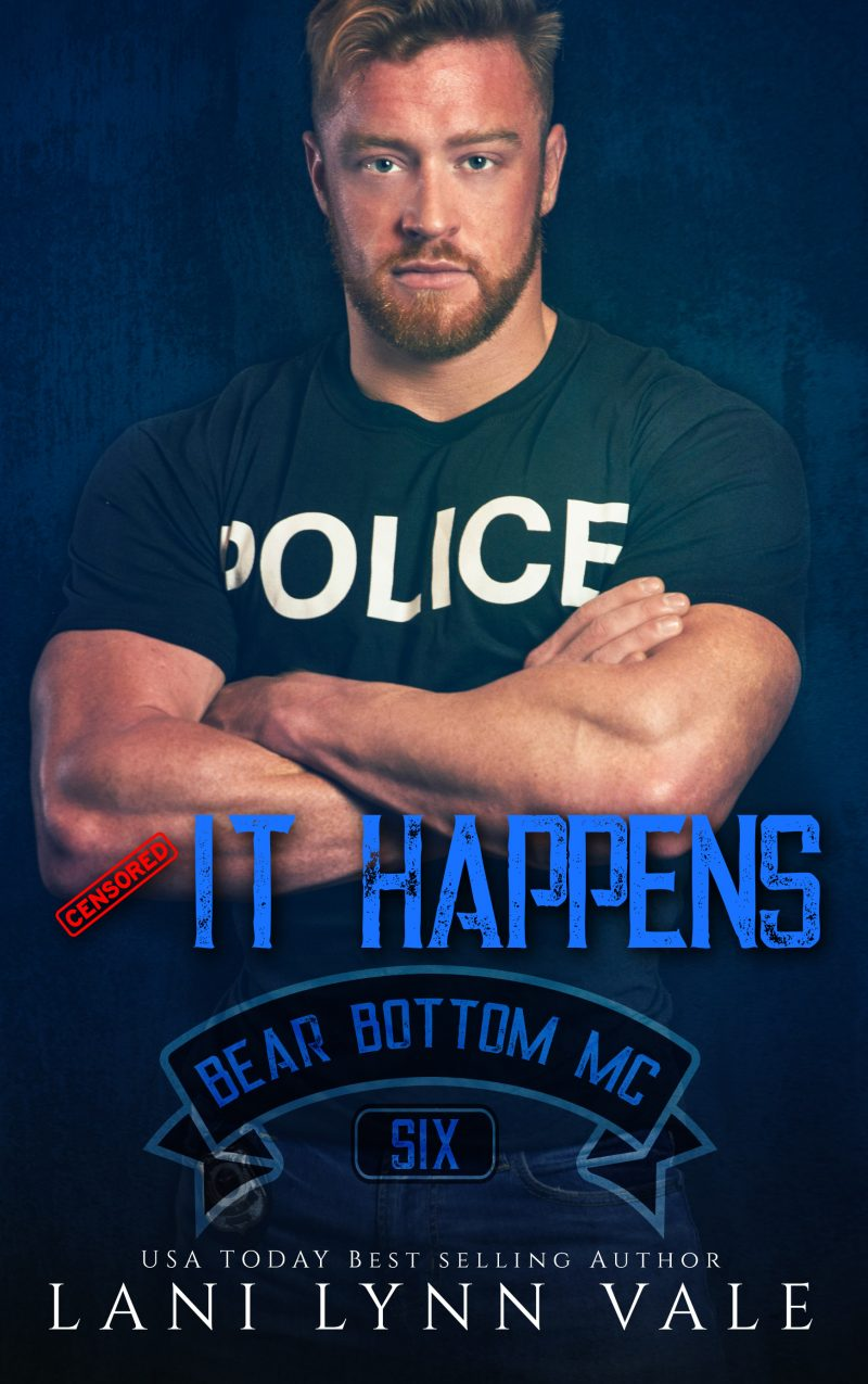Cover Reveal: It Happens (Bear Bottom Guardians MC #6) by Lani Lynn Vale