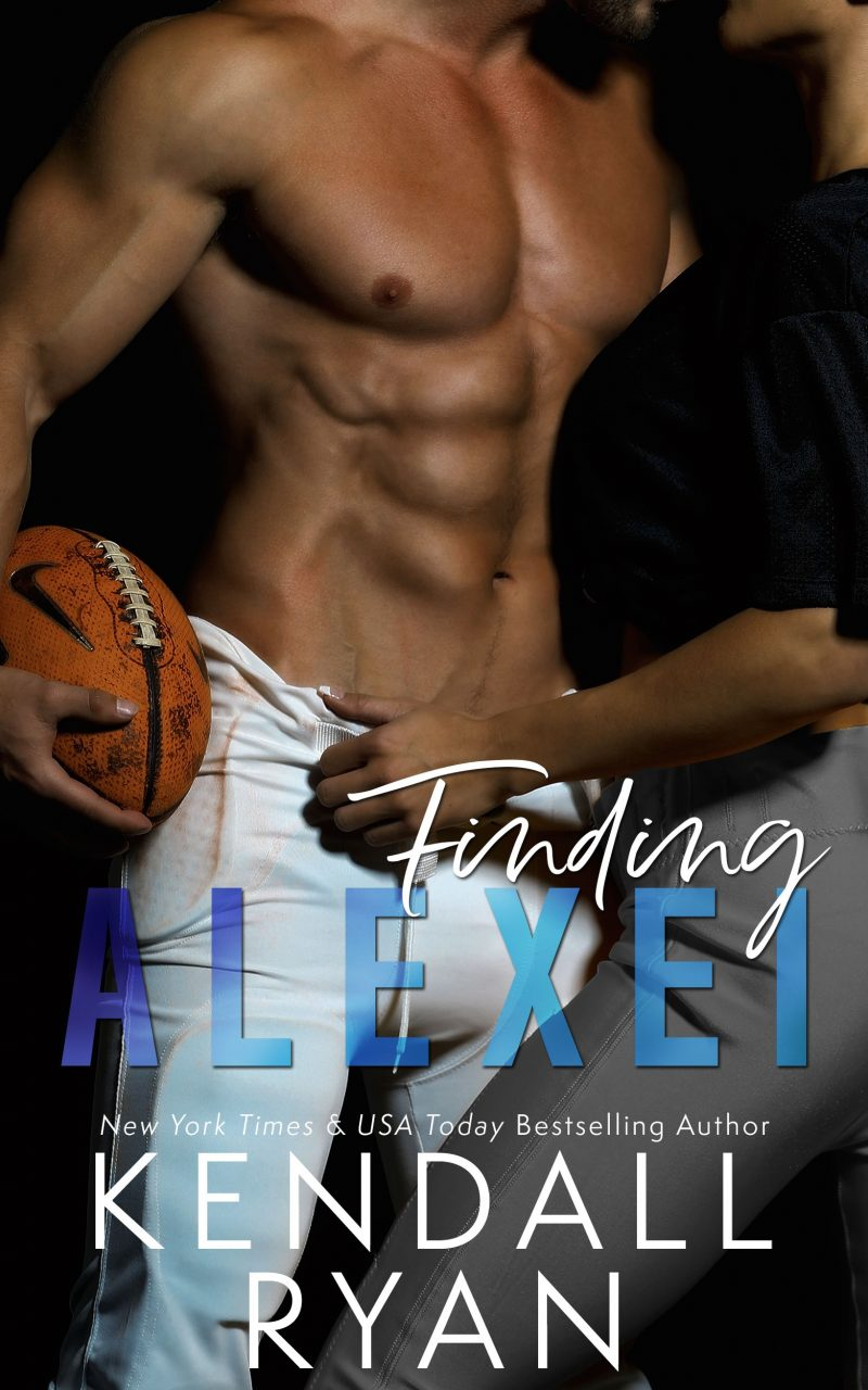 Cover Reveal: Finding Alexei by Kendall Ryan