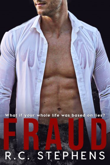 Cover Reveal: Fraud by RC Stephens