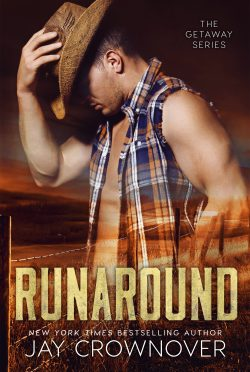 Cover Reveal: Runaround (Getaway #4) by Jay Crownover