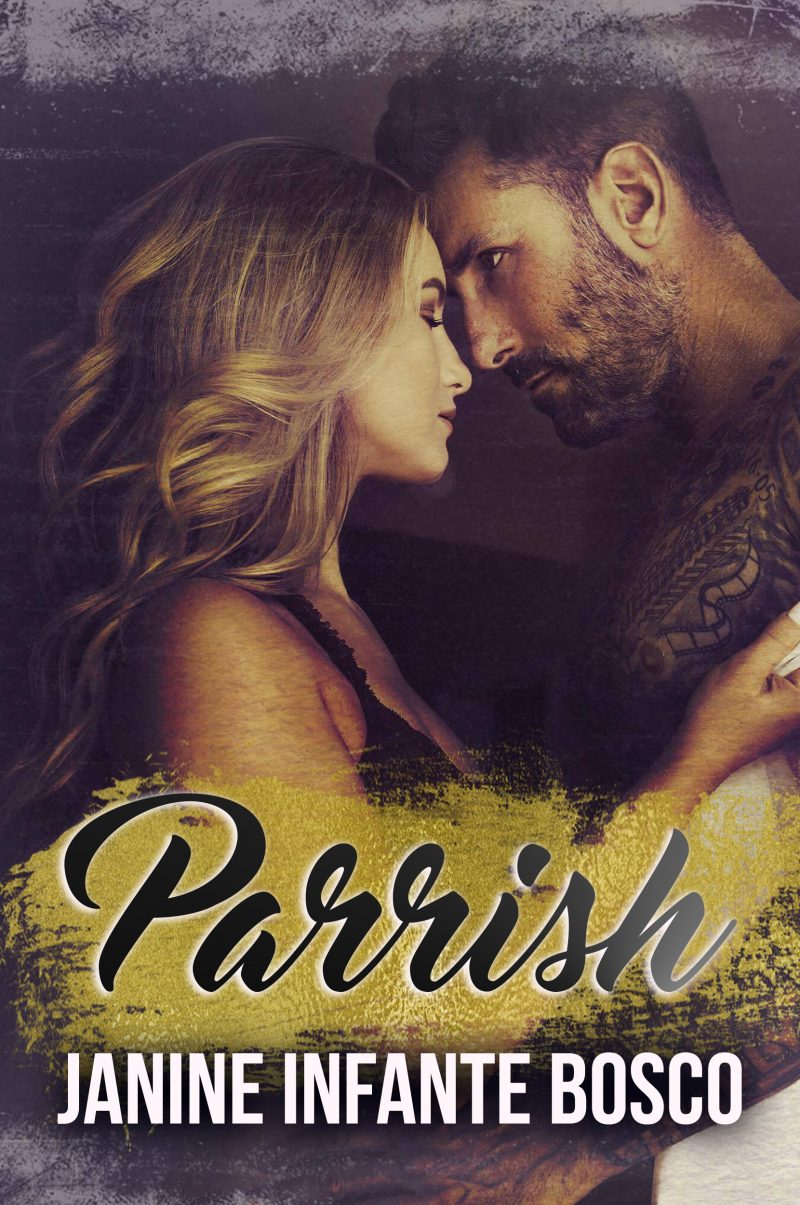 Cover Reveal: Parrish by Janine Infante Bosco