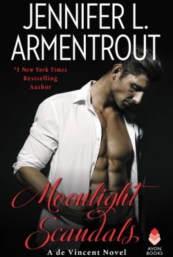 Release Day Blitz: Moonlight Scandals (de Vincent #3) by Jennifer L Armentrout