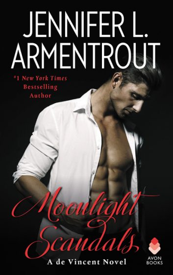Release Day Blitz: Moonlight Scandals (de Vincent #3) by Jennifer L Armentrout
