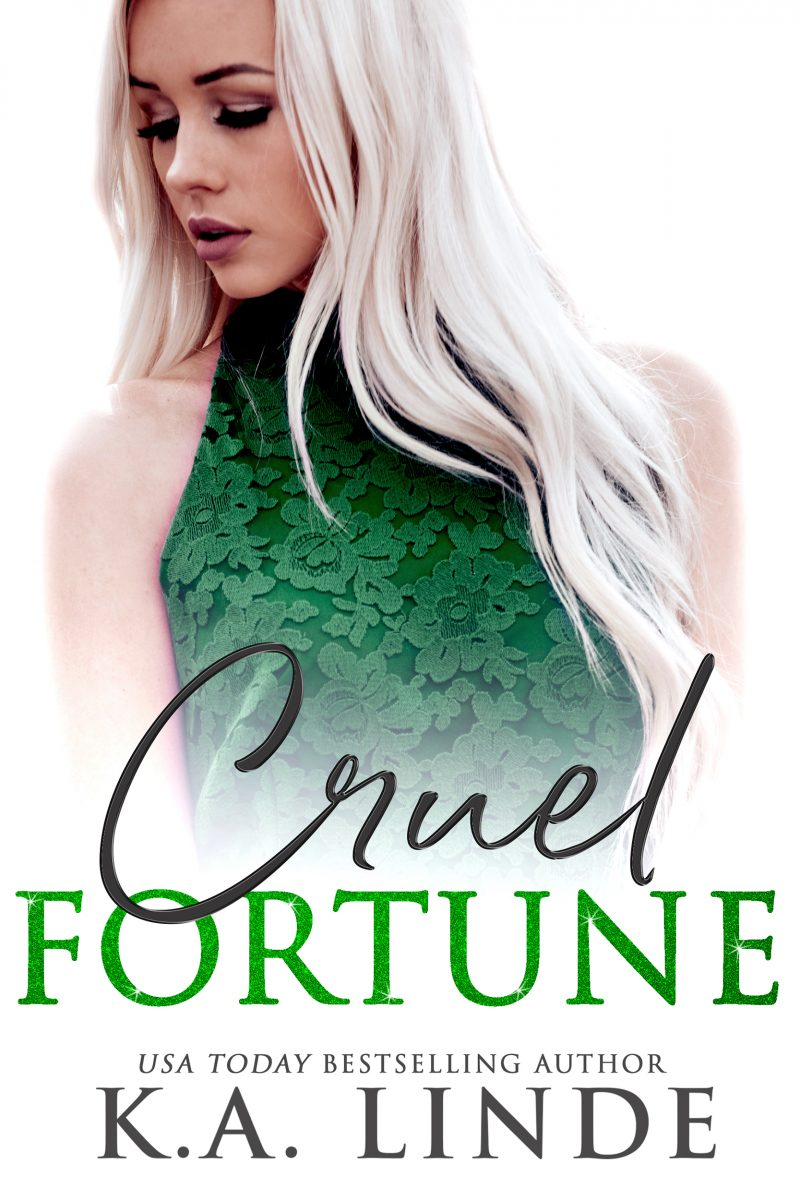 Cover Reveal: Cruel Fortune (Cruel Trilogy #2) by KA Linde