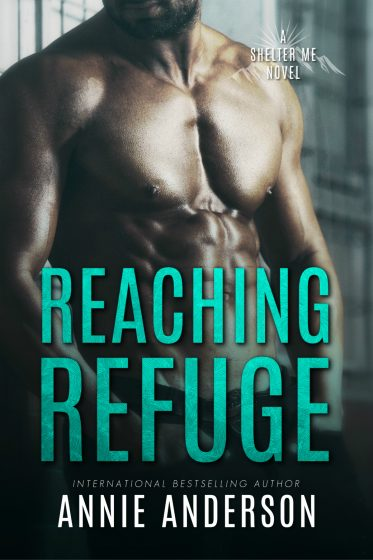 Release Day Blitz & Giveaway: Reaching Refuge (Shelter Me #2) by Annie Anderson