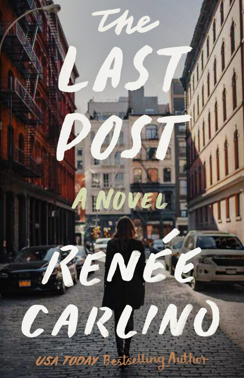 Cover Reveal: The Last Post by Renee Carlino