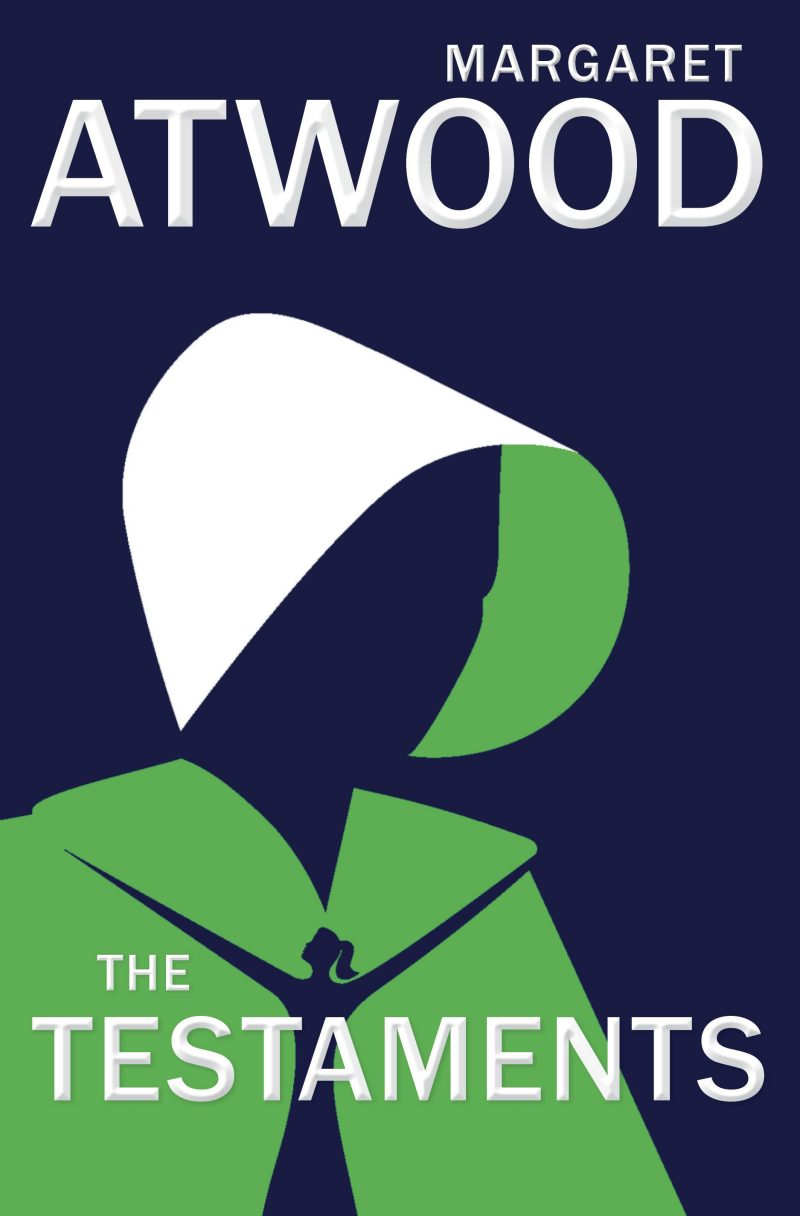 Cover Reveal: The Testaments (The Handmaid's Tale #2) by Margaret Atwood