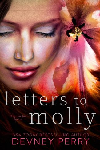 Cover Reveal: Letters to Molly (Maysen Jar #2) by Devney Perry