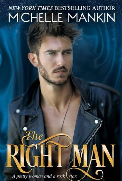 Cover Reveal: The Right Man by Michelle Mankin