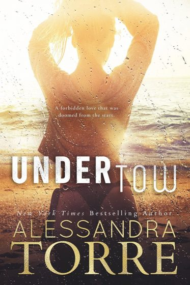 Cover Reveal: Undertow by Alessandra Torre