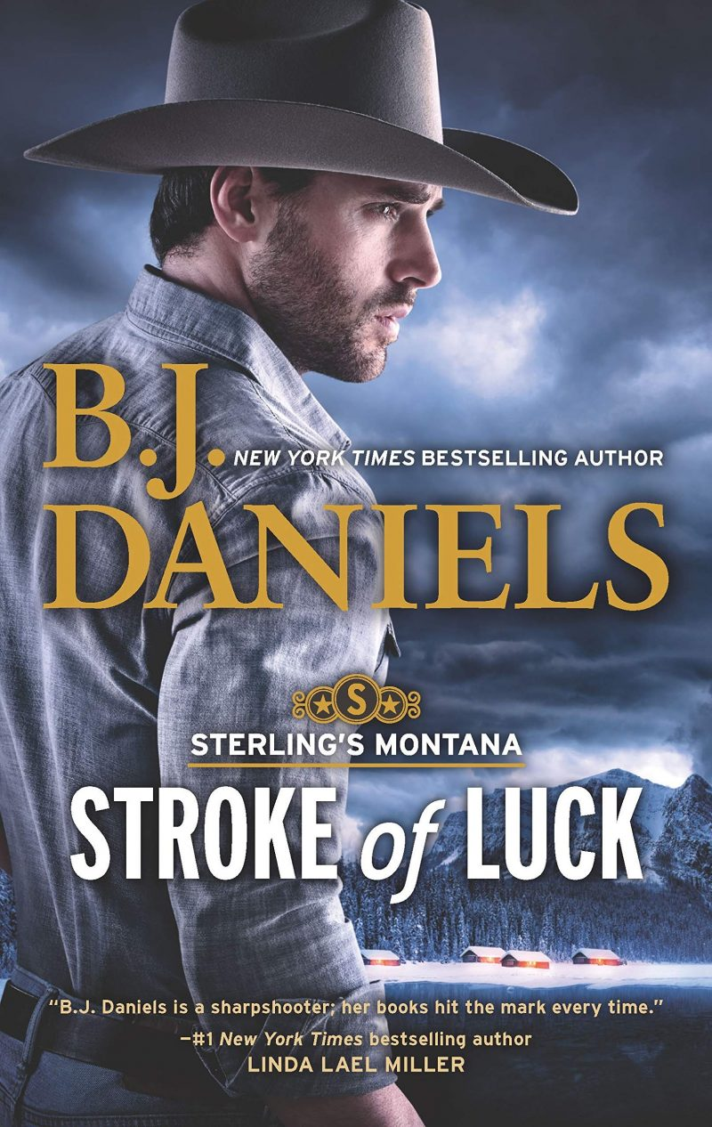 Release Day Blitz: Stroke of Luck (Sterling's Montana #1) by BJ Daniels