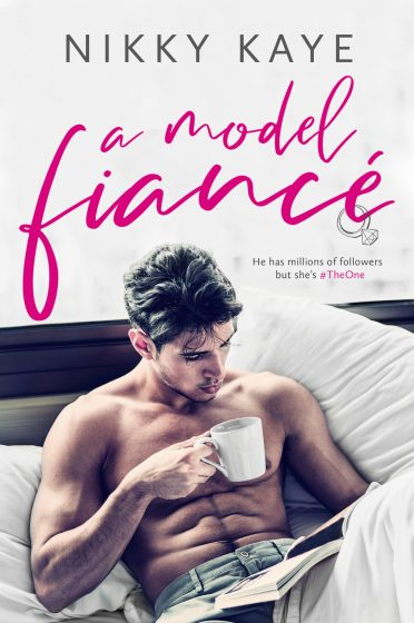 Cover Reveal: A Model Fiance' by Nikky Kaye