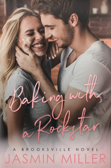 Cover Reveal & Giveaway: Baking With A Rockstar (Brooksville #1) by Jasmin Miller
