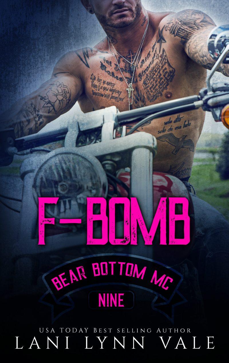 Cover Reveal: F-Bomb (Bear Bottom Guardians MC #9) by Lani Lynn Vale