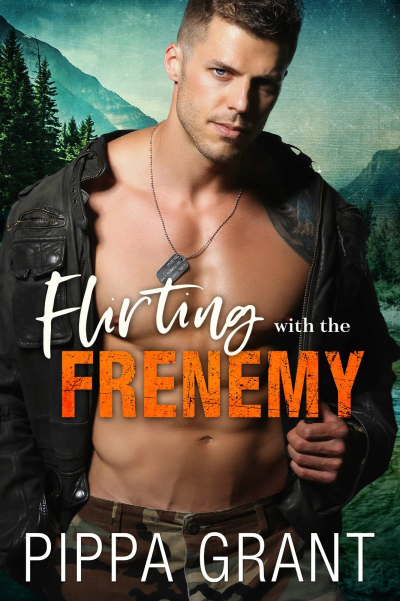 Cover Reveal & Giveaway: Flirting with the Frenemy by Pippa Grant