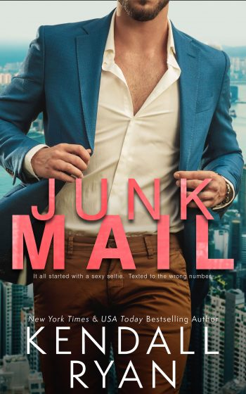 Cover Reveal: Junk Mail by Kendall Ryan