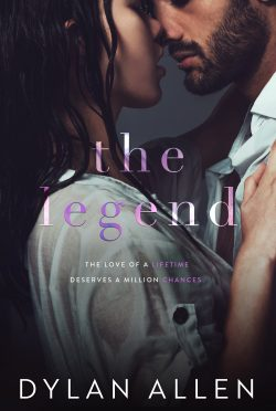 Release Day Blitz: The Legend (Rivers Wilde #2) by Dylan Allen