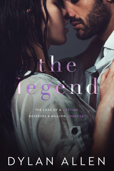 Cover Reveal: The Legend (Rivers Wilde #2) by Dylan Allen