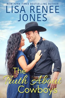 Cover Reveal & Giveaway: The Truth About Cowboys by Lisa Renee Jones