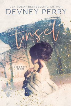 Cover Reveal: Tinsel (Lark Cove #4) by Devney Perry