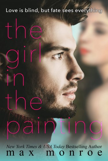 Cover Reveal: The Girl in the Painting by Max Monroe