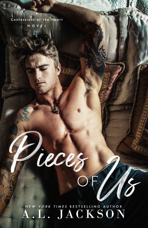 Cover Reveal: Pieces of Us (Confessions of the Heart #3) by AL Jackson