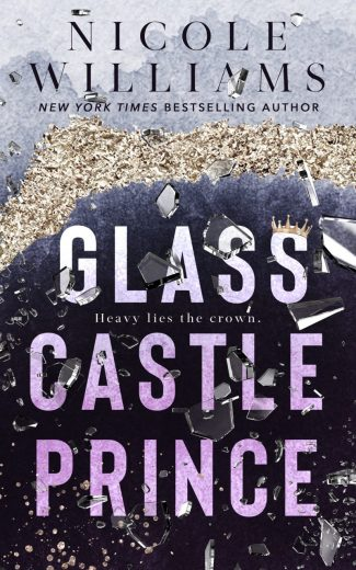 Cover Reveal: Glass Castle Prince by Nicole Williams