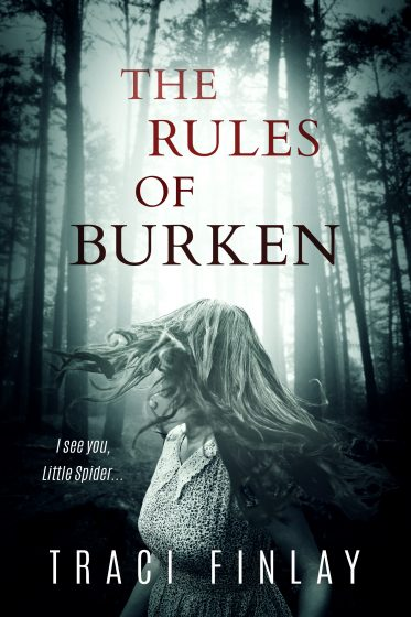 Cover Reveal: The Rules of Burken by Traci Finlay