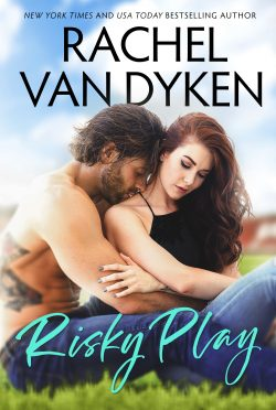 Release Day Blitz: Risky Play (Red Card #1) by Rachel Van Dyken