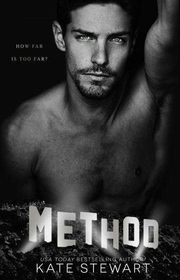 Cover Reveal: Method by Kate Stewart