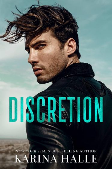 Cover Reveal: Discretion (The Dumonts #1) by Karina Halle