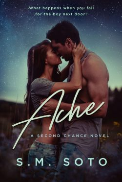 Release Day Blitz: Ache by SM Soto