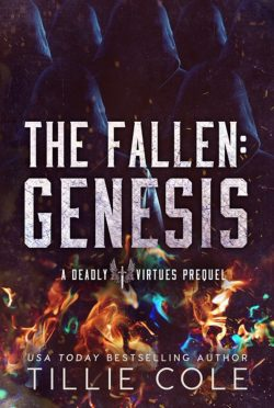 Cover Reveal: The Fallen: Genesis (Deadly Virtues #0.5) by Tillie Cole