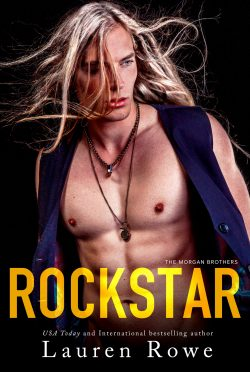 Release Day Blitz: Rockstar (Morgan Brothers #5) by Lauren Rowe