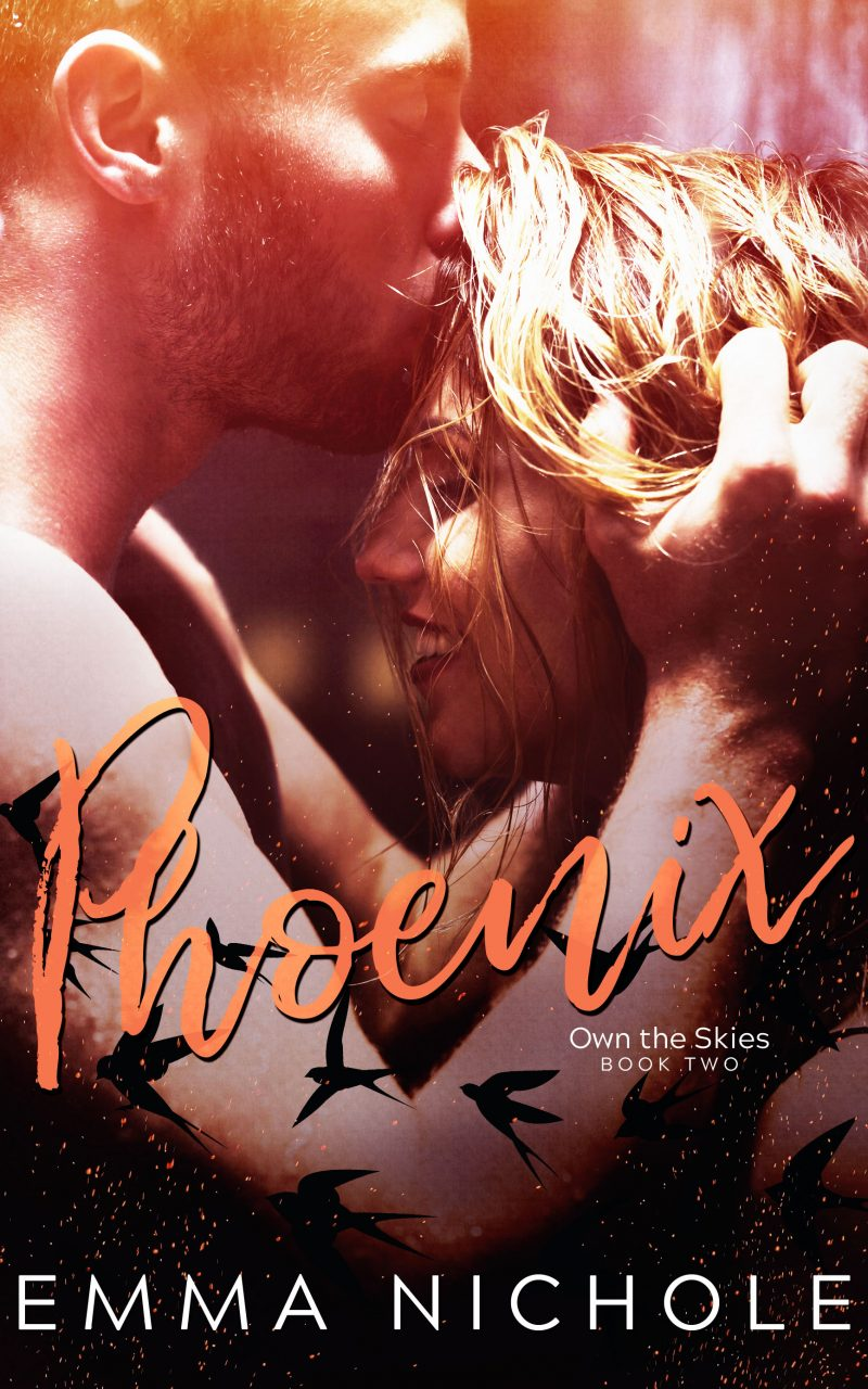 Cover Reveal & Giveaway: Phoenix (Own the Skies #2) by Emma Nichole
