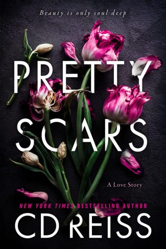 Cover Reveal: Pretty Scars by CD Reiss