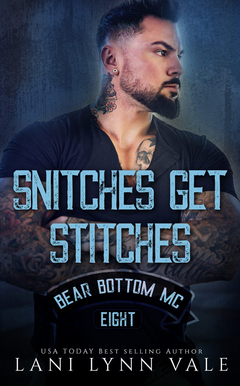 Release Day Review: Snitches Get Stitches (Bear Bottom Guardians MC #8) by Lani Lynn Vale