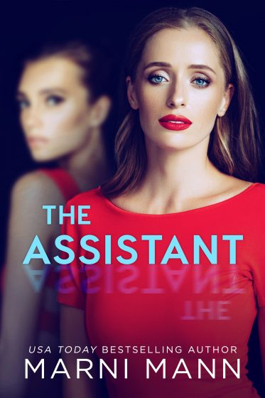 Cover Reveal: The Assistant by Marni Mann
